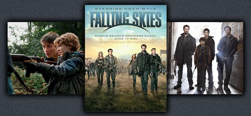 """Falling Skies"" Season 2 (TNT)"
