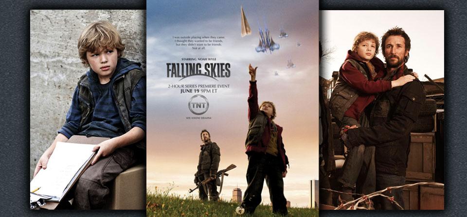 """""""Falling Skies"""" (TNT)"""